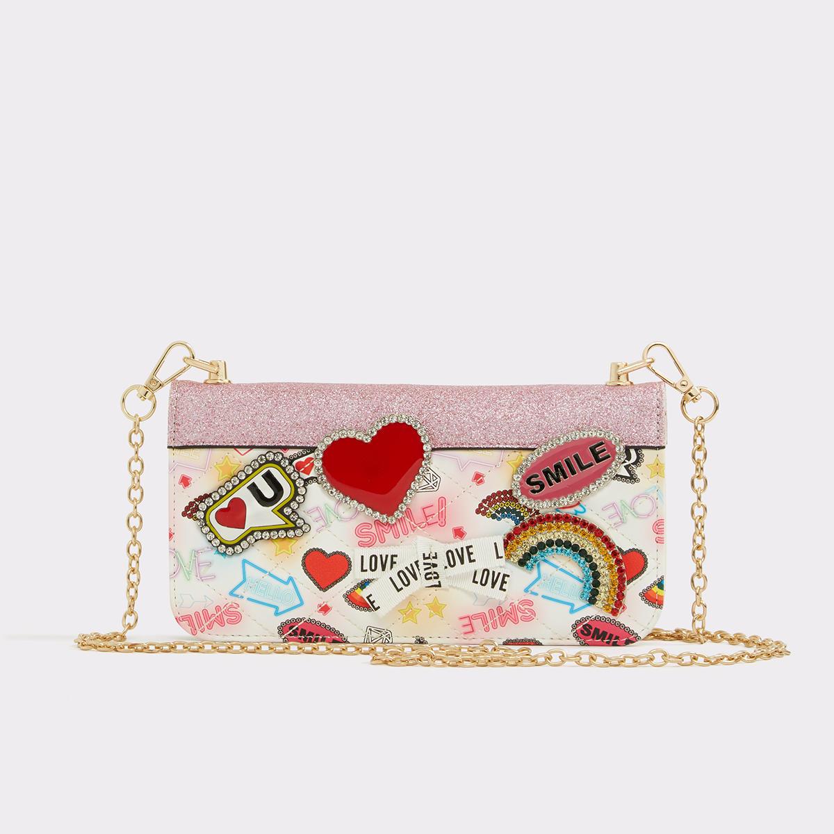 Rattling Pink Misc. Women's Wallets & wristlets | ALDO US at Aldo Shoes in Victor, NY | Tuggl
