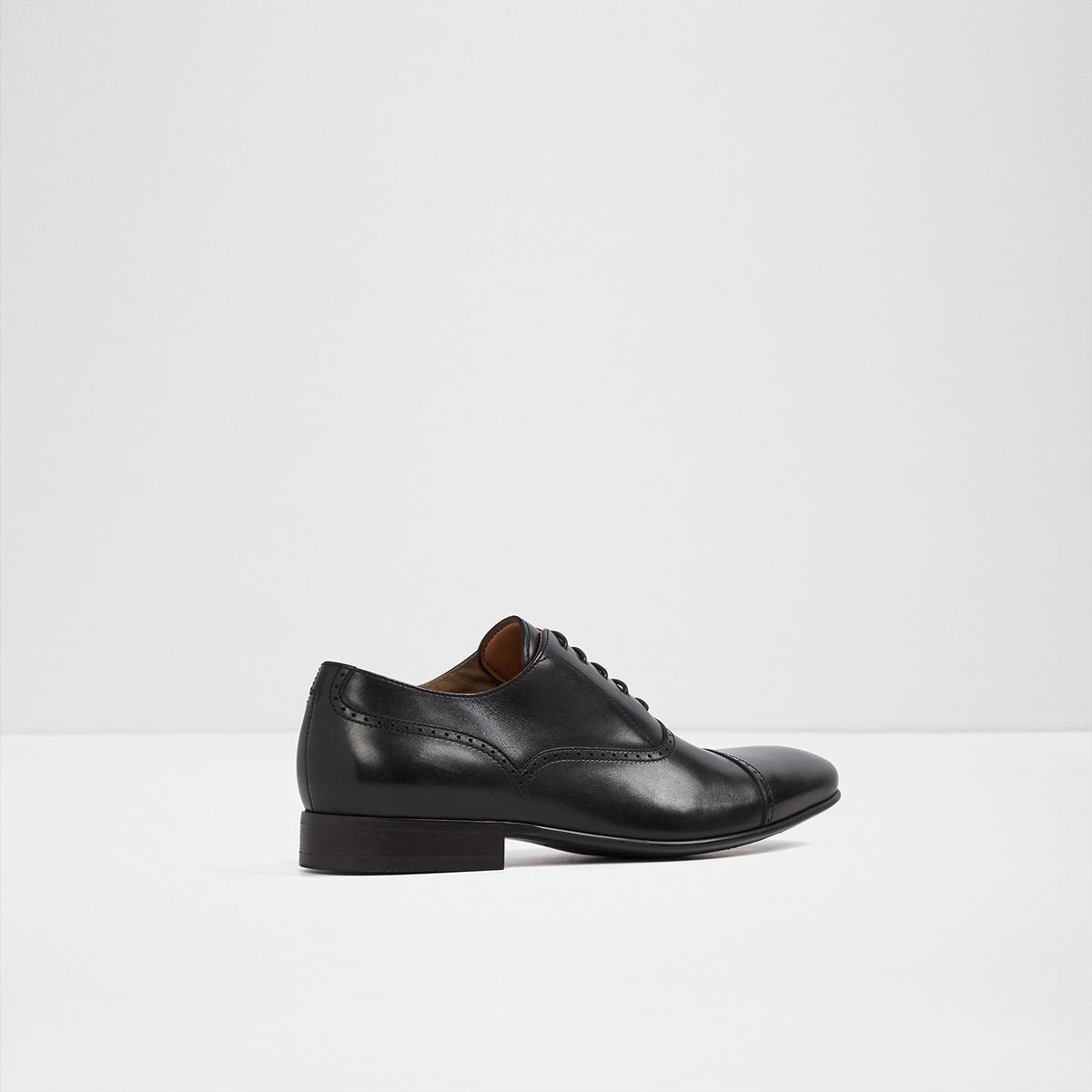 Aldo  Saylian Shoes  Black Leather