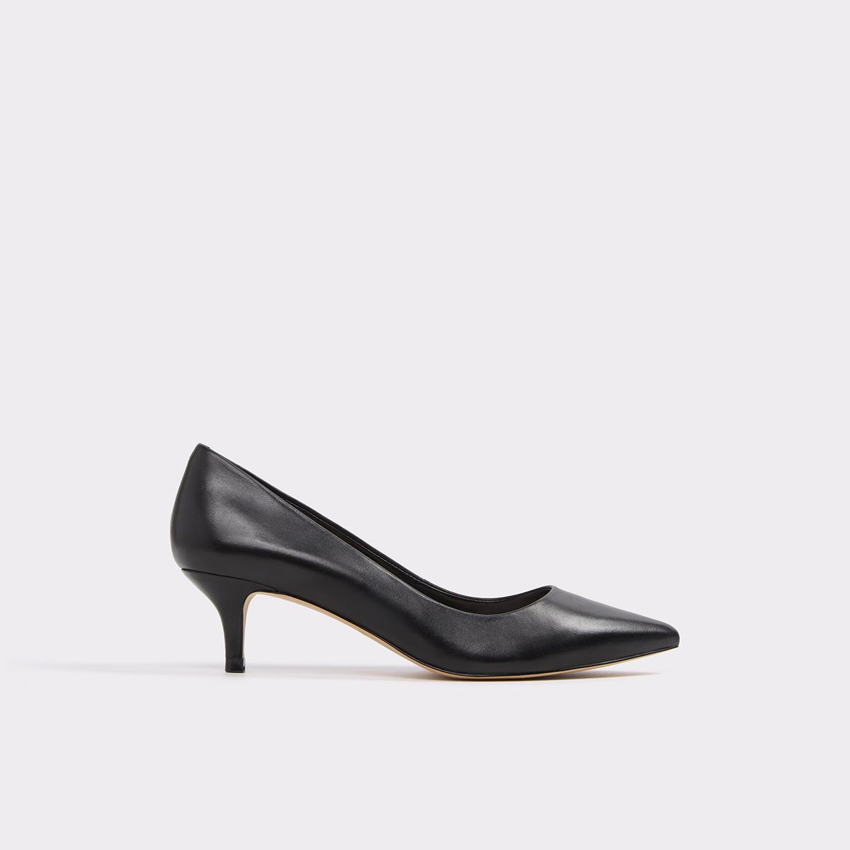 270ca7e7552 Sieria  Black Women s Low-mid heels