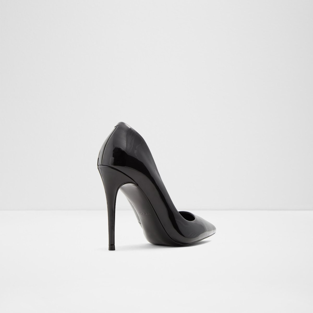 d358fbe78039 Stessy  Black Patent Women s Heels