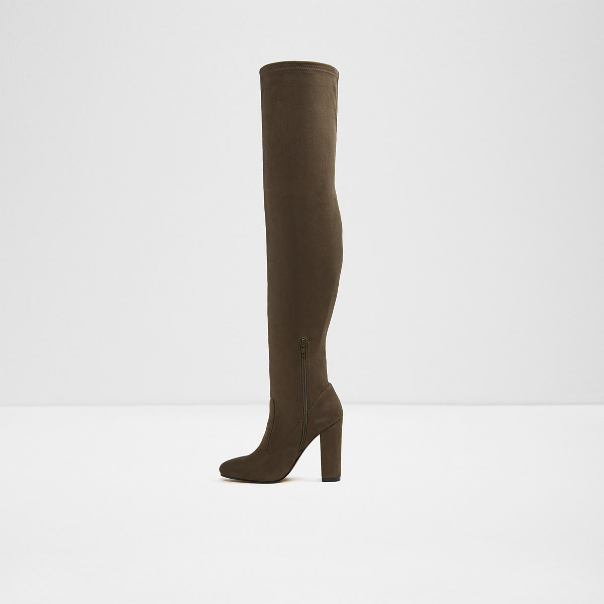 1b0e47c5a46 Sumers Khaki Women s Boots