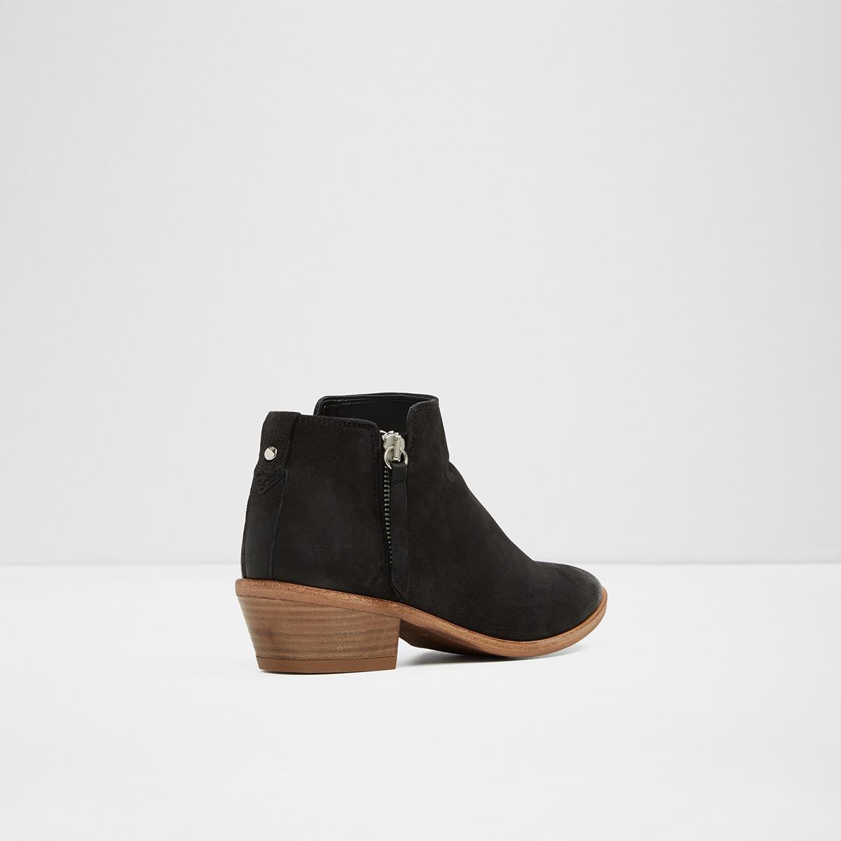 0fbf689c982d Veradia Black Nubuck Women s Boots