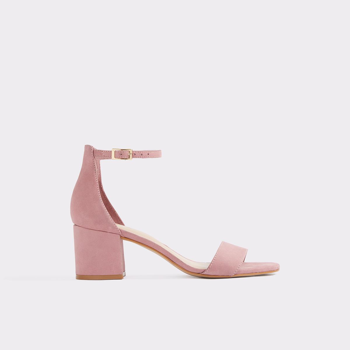 Villarosa Pink Misc. Women s Block heels