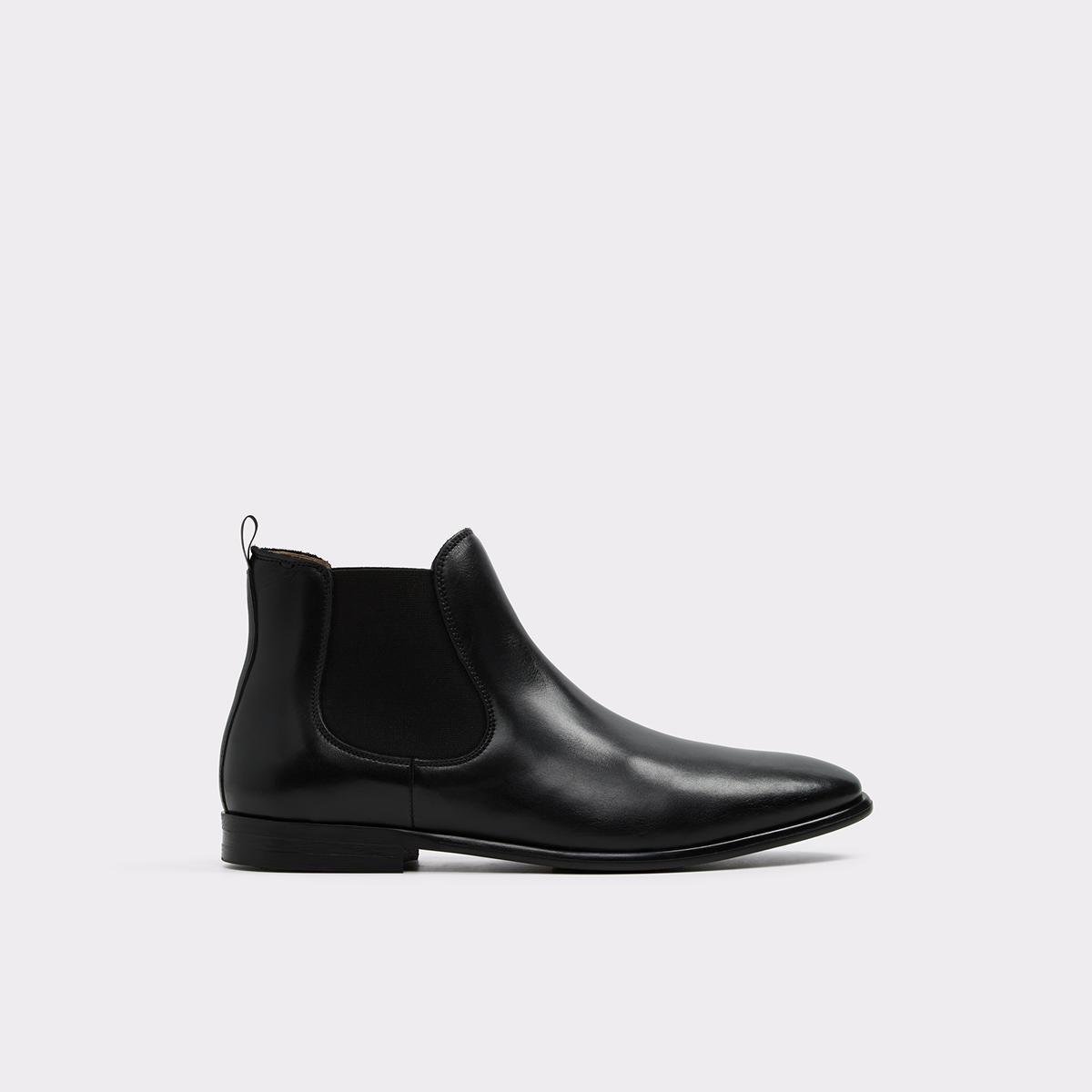 Aldo Uk Wadda Boots Formal Black Men's 4wAInqYF