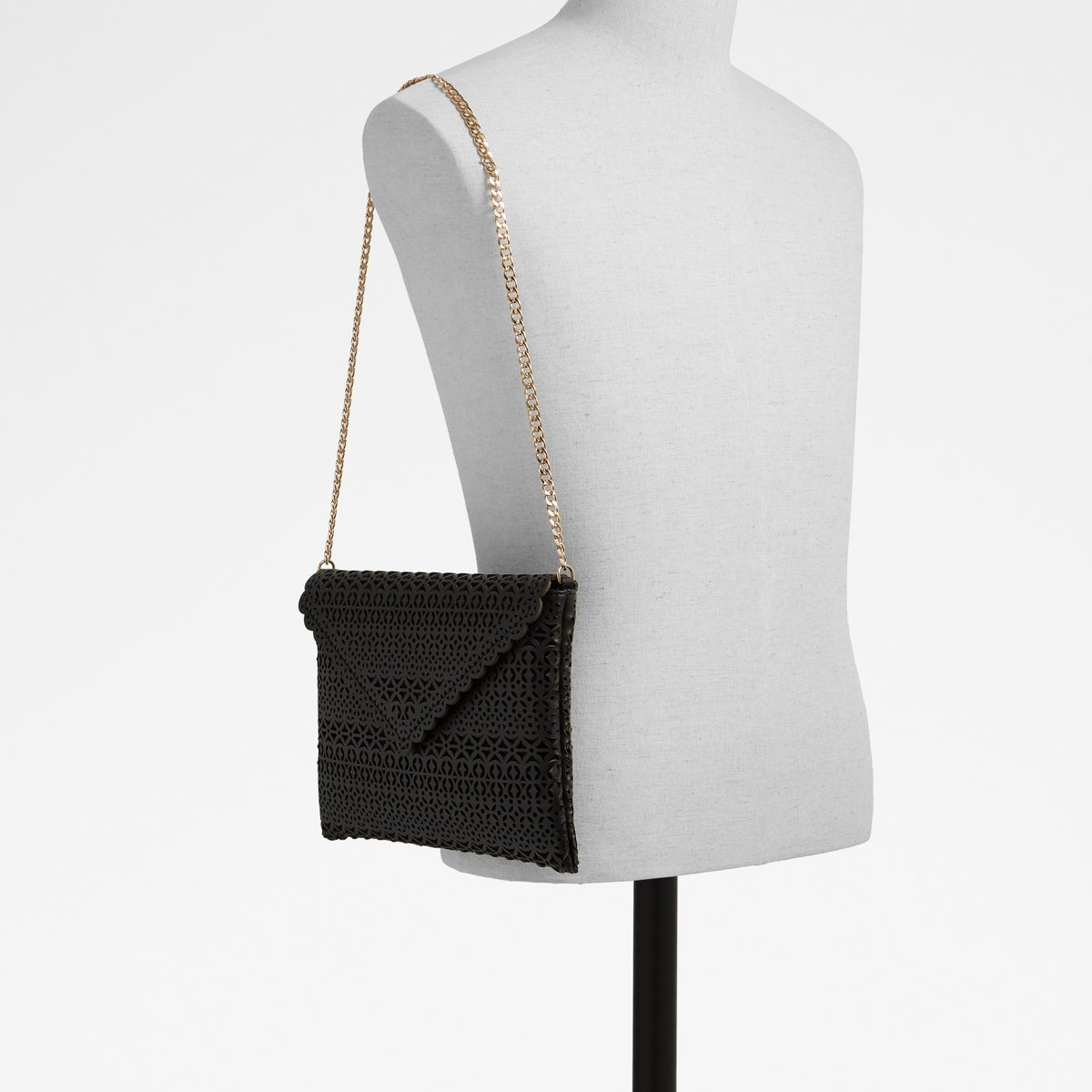 25bd885d2e6 Yberien Midnight Black Women s Clutches   evening bags