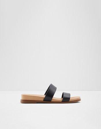 알도 ALDO Slide sandal Aliawen,Black