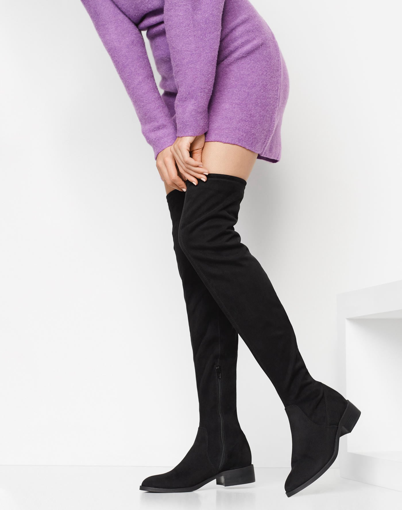 Over-The-Knee Boots \u0026 Thigh High Boots