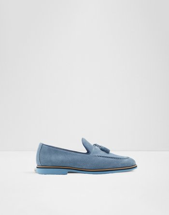 알도 ALDO Loafer Arnim,Light Blue