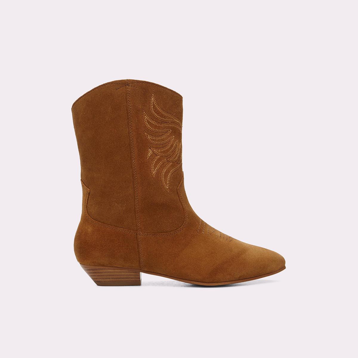 Asalidia Light Brown Women's Boots   US