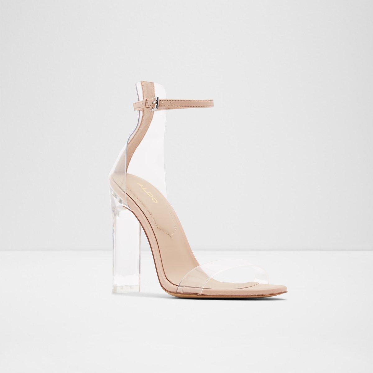 Aserania Bone Women's Open-toe heels