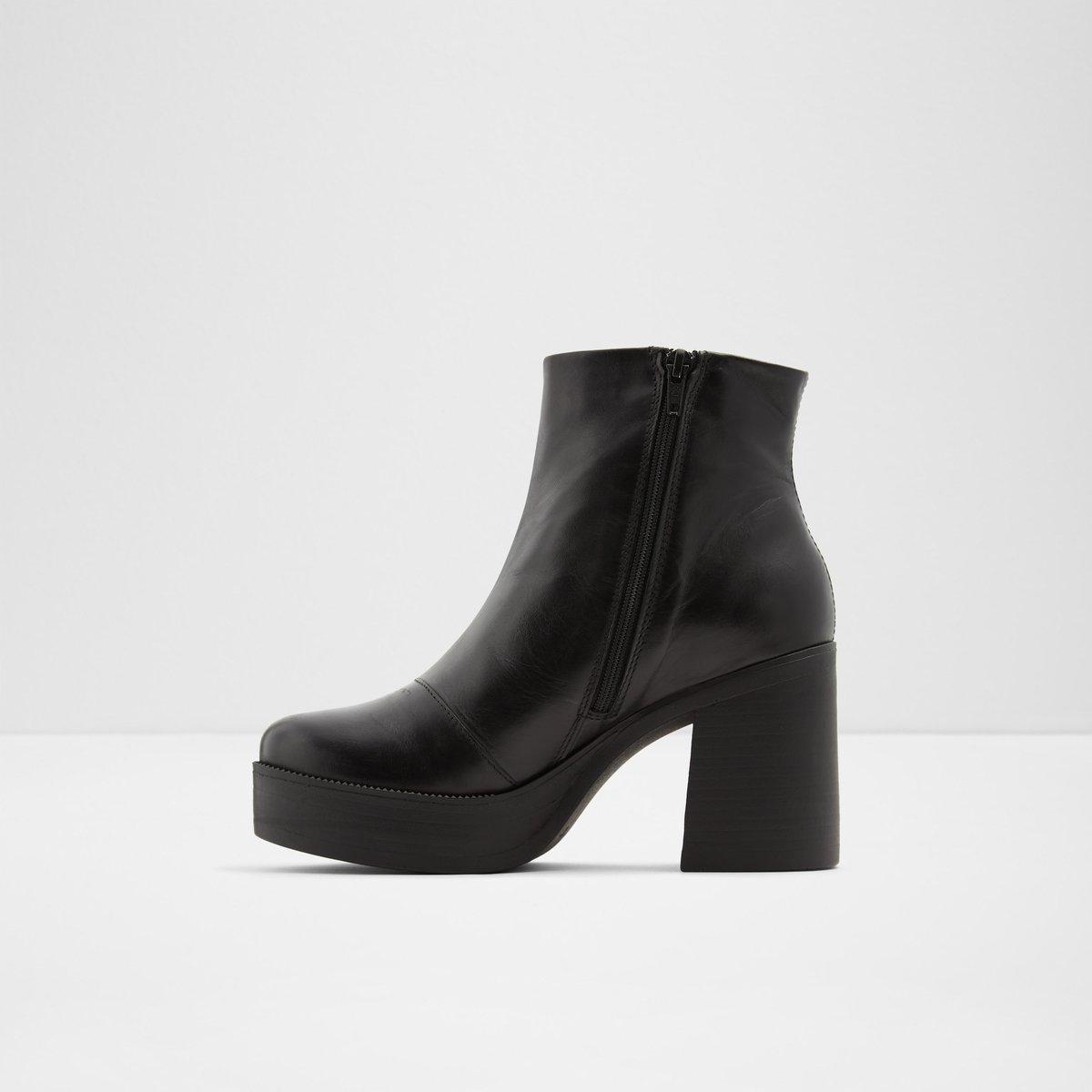 Boawia Black Women's Boots | ALDO US