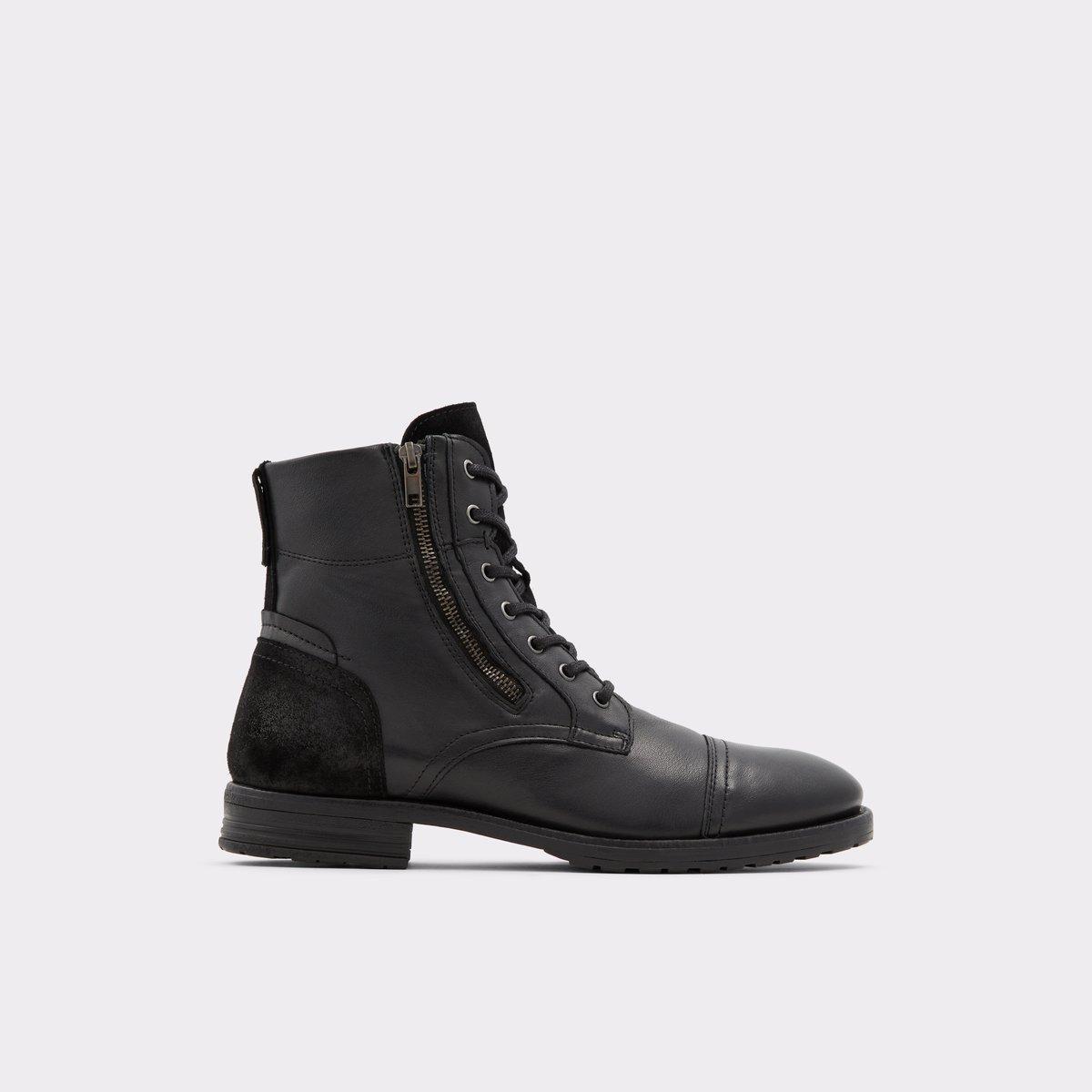 Bravin Black Men's Casual boots   ALDO US