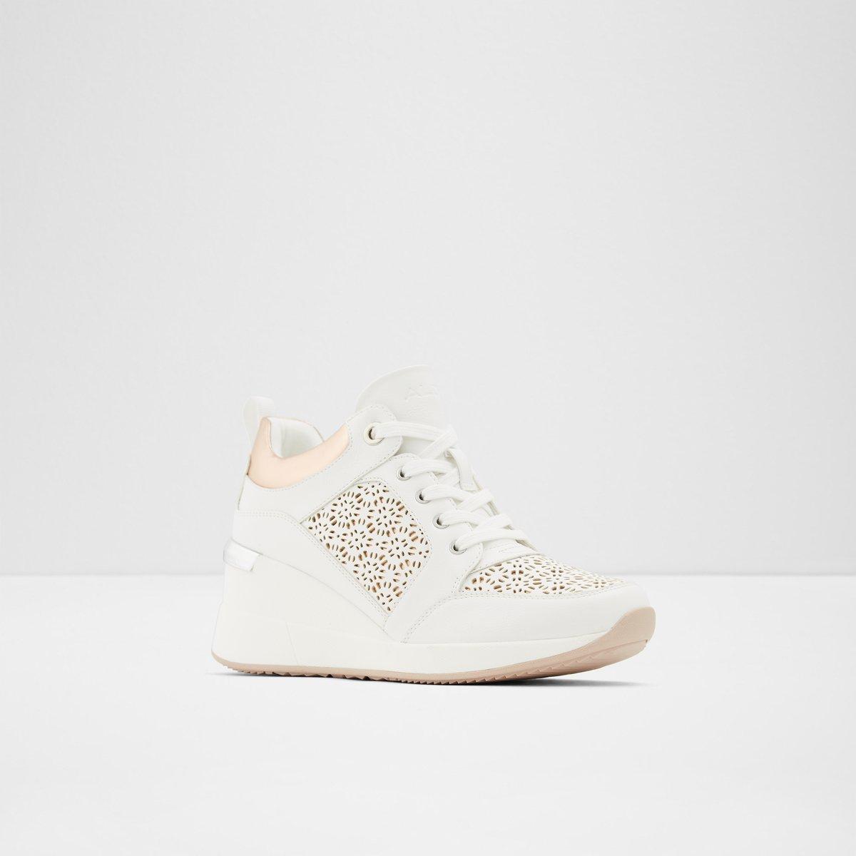 Coluber White Women's Sneakers | ALDO US