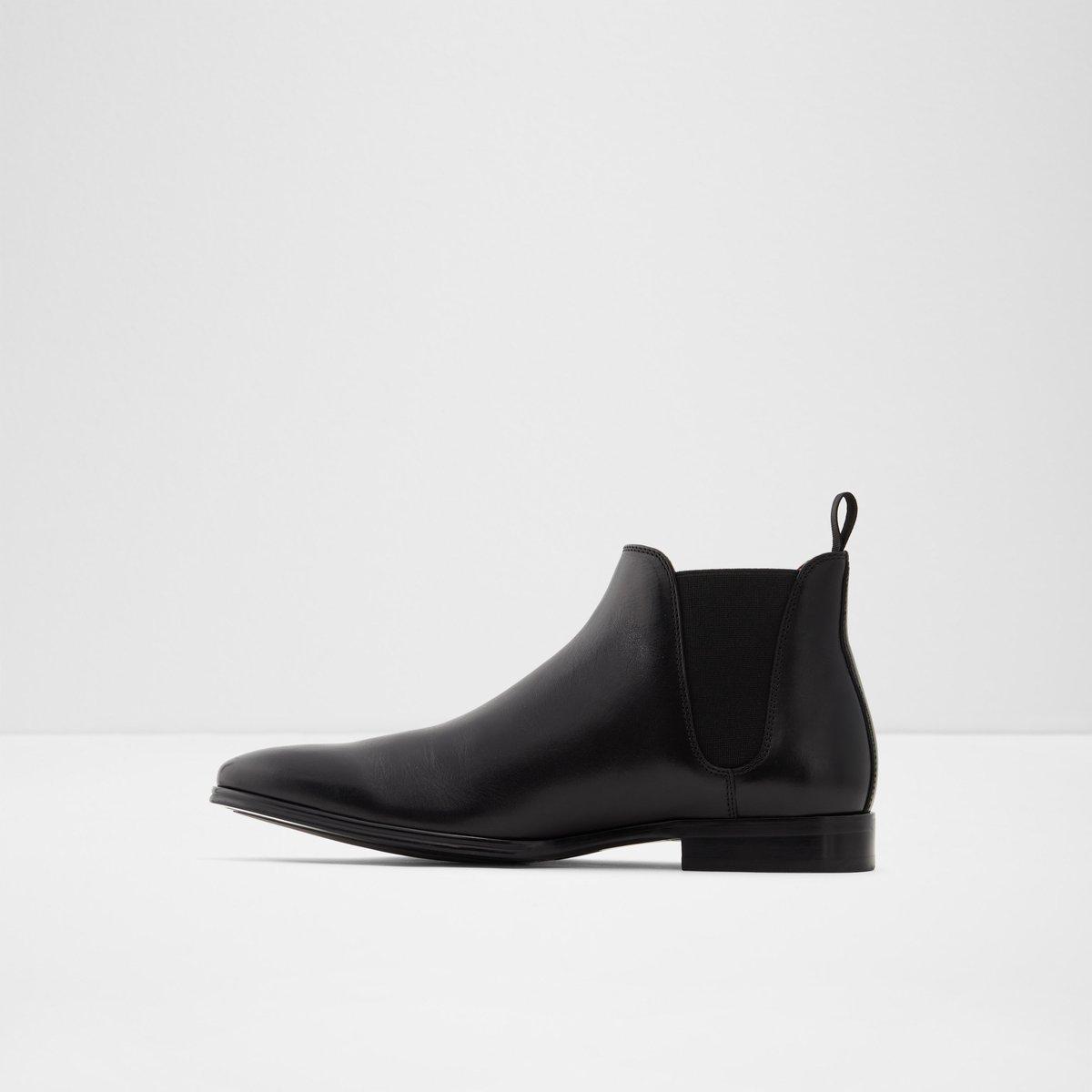 Curwen Black Men's Chelsea Boots   ALDO US