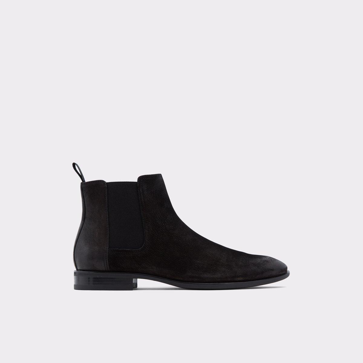 Dallner Black Men's Chelsea Boots