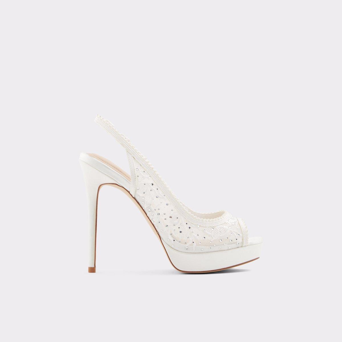 Drerradia White Multi Women's Sandals