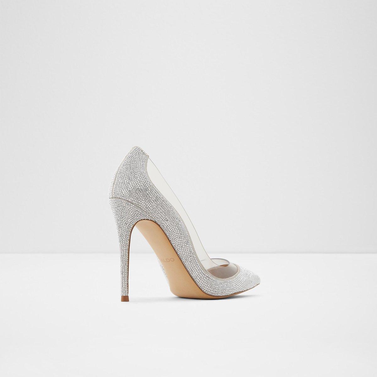 Edulla Silver Women's Heels | ALDO US
