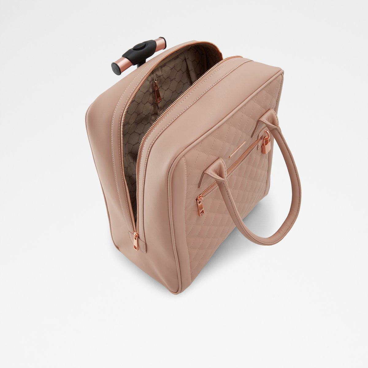 Enroda Light Pink Women S Travel Bags Aldoshoes Com Us