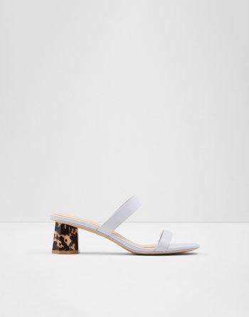 알도 ALDO High heel sandal - Block heel Etealia,Light Purple