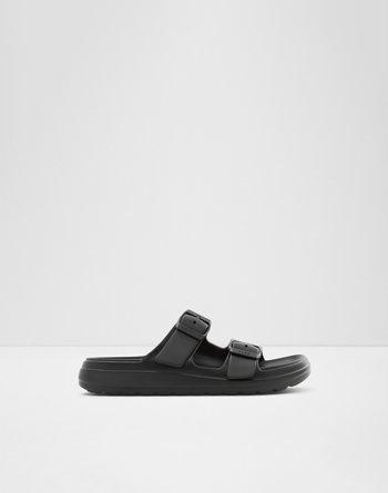 알도 ALDO Slide sandal Eteiven,Black