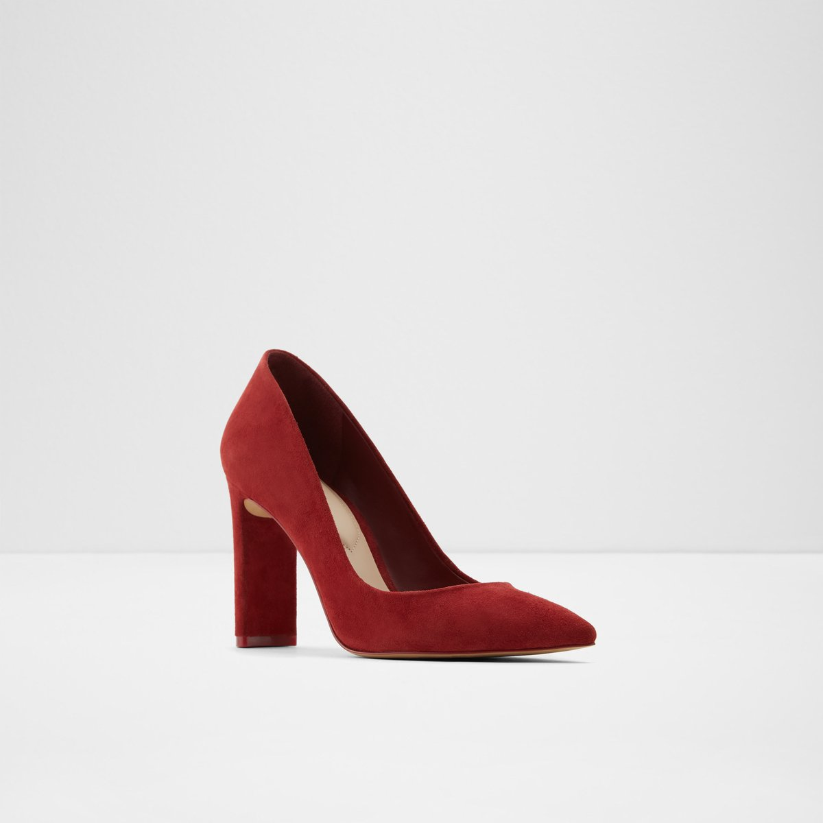 Febriclya Bordeaux Damen Pumps | Deutschland