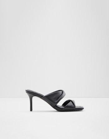 알도 ALDO High heel sandal Galendra,Black