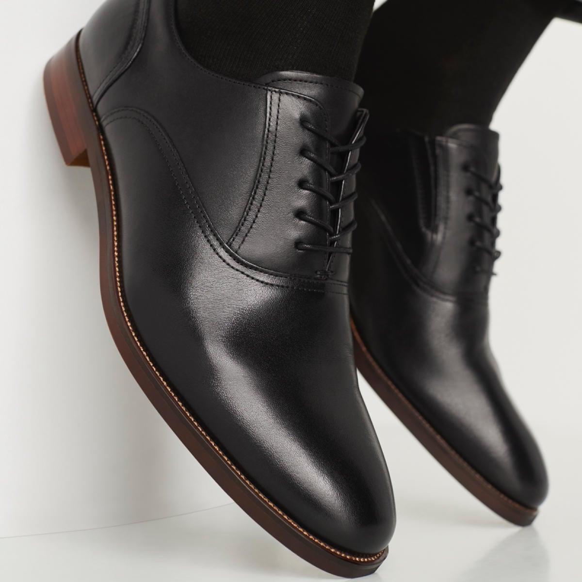 Gerawen Black Men's Dress shoes   ALDO US