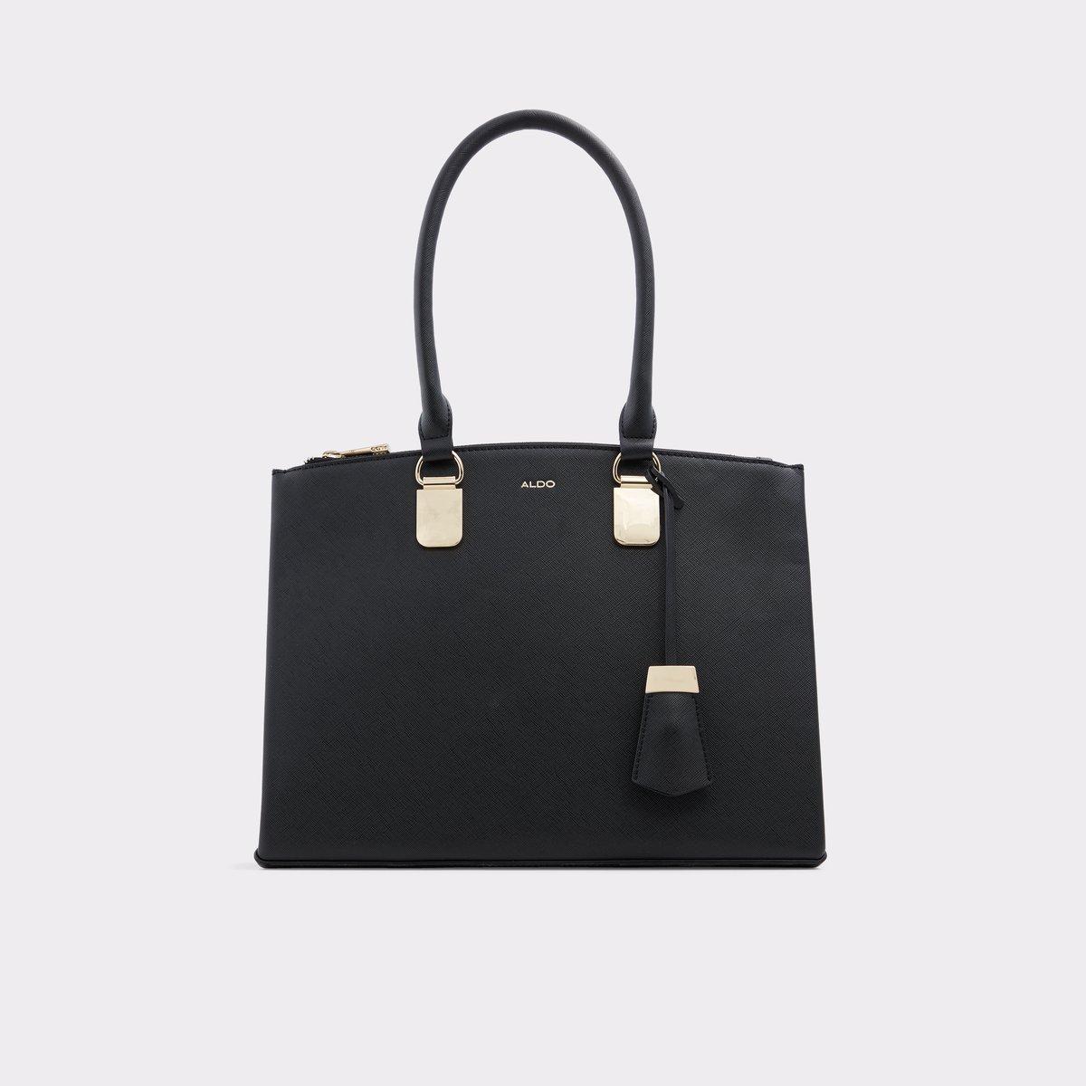 Hafsia Black Women's Tote Bags   ALDO US
