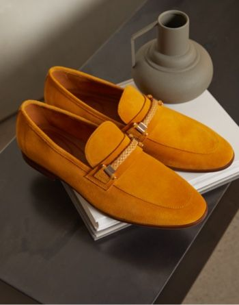 알도 ALDO Loafer Hattemseflex,Yellow
