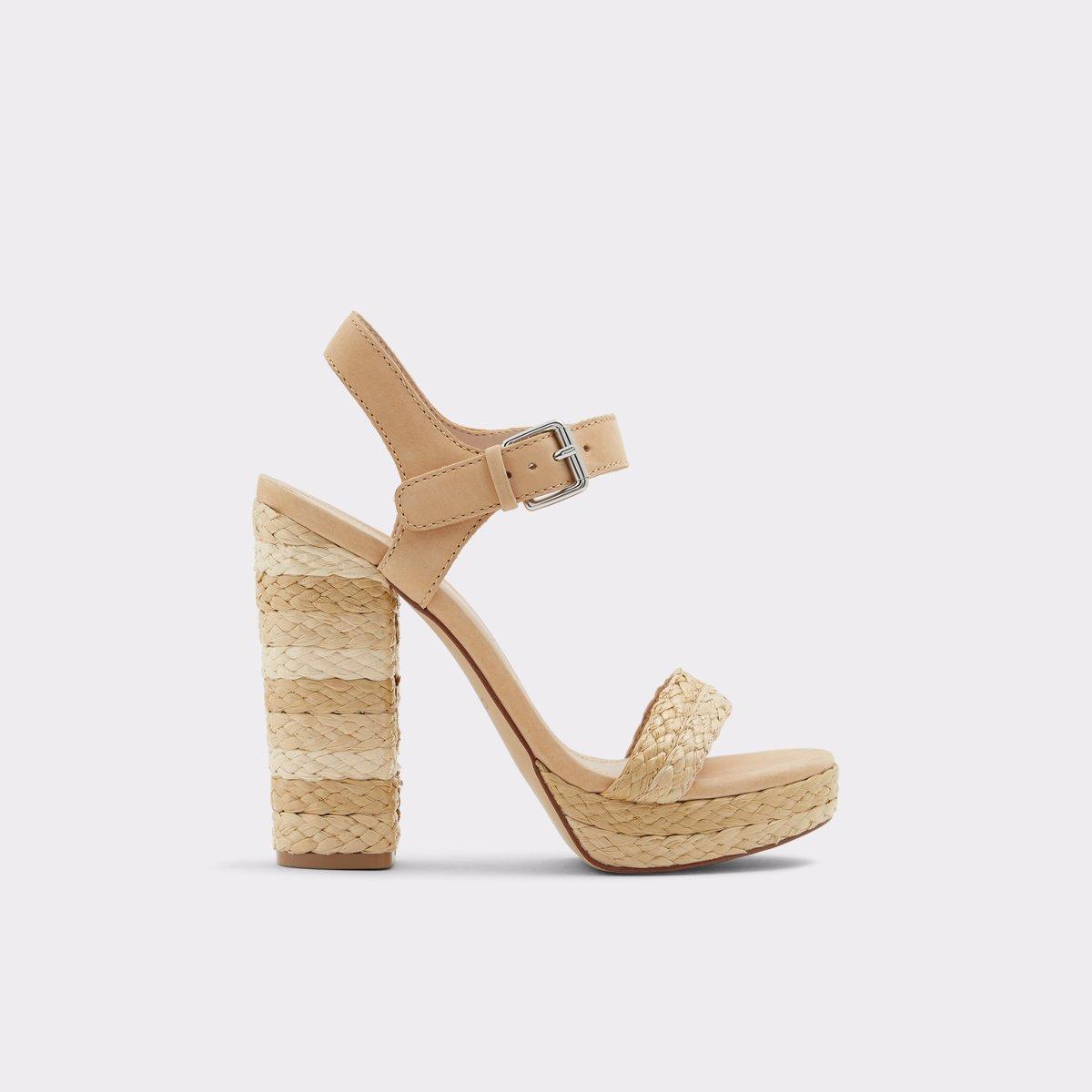 Huglag Natural Women's Sandals   ALDO US