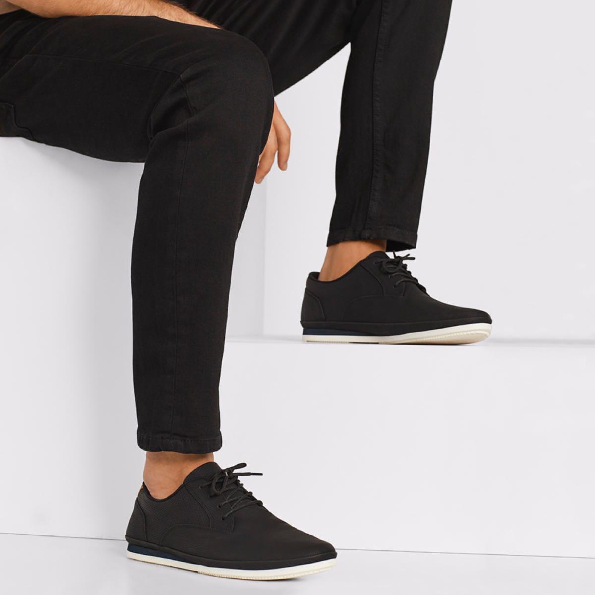 Johnikins Black Men's Sneakers   ALDO US
