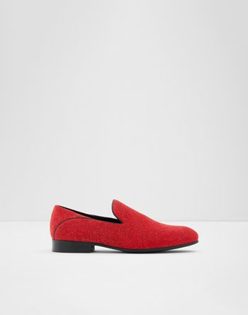 알도 ALDO Loafer Judge,Red