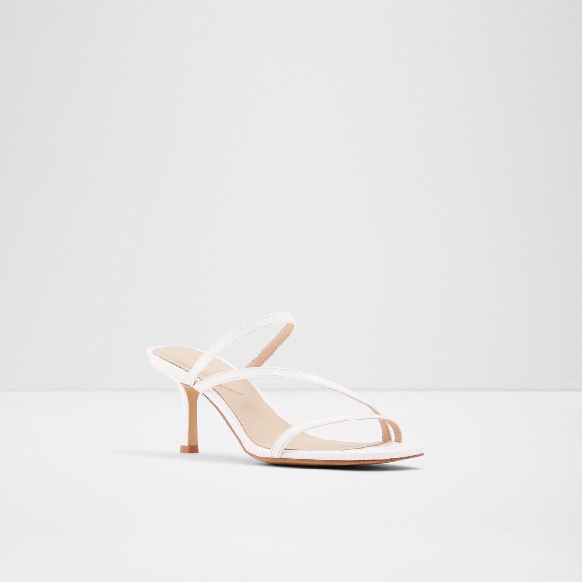 Kaeidia White Women's Sandals   ALDO US