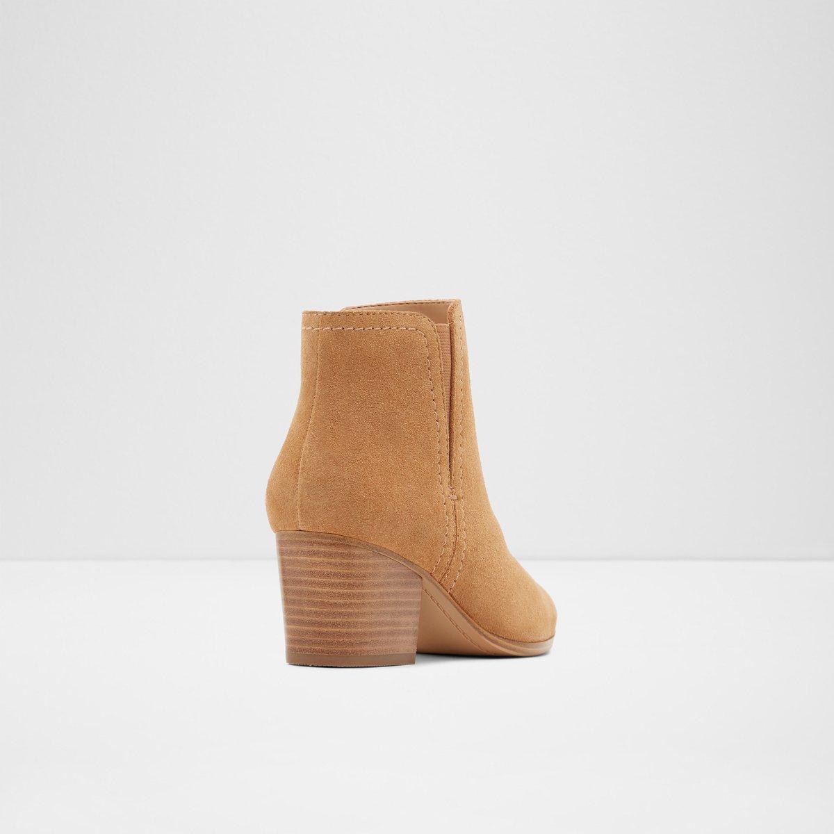8a0055ac778 Larissi Light Brown Women's Ankle boots | ALDO Canada