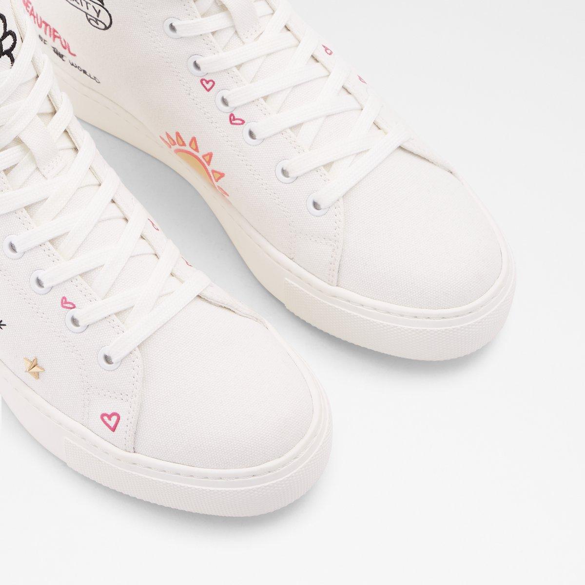 Love1972 White Women's Sneakers | ALDO US