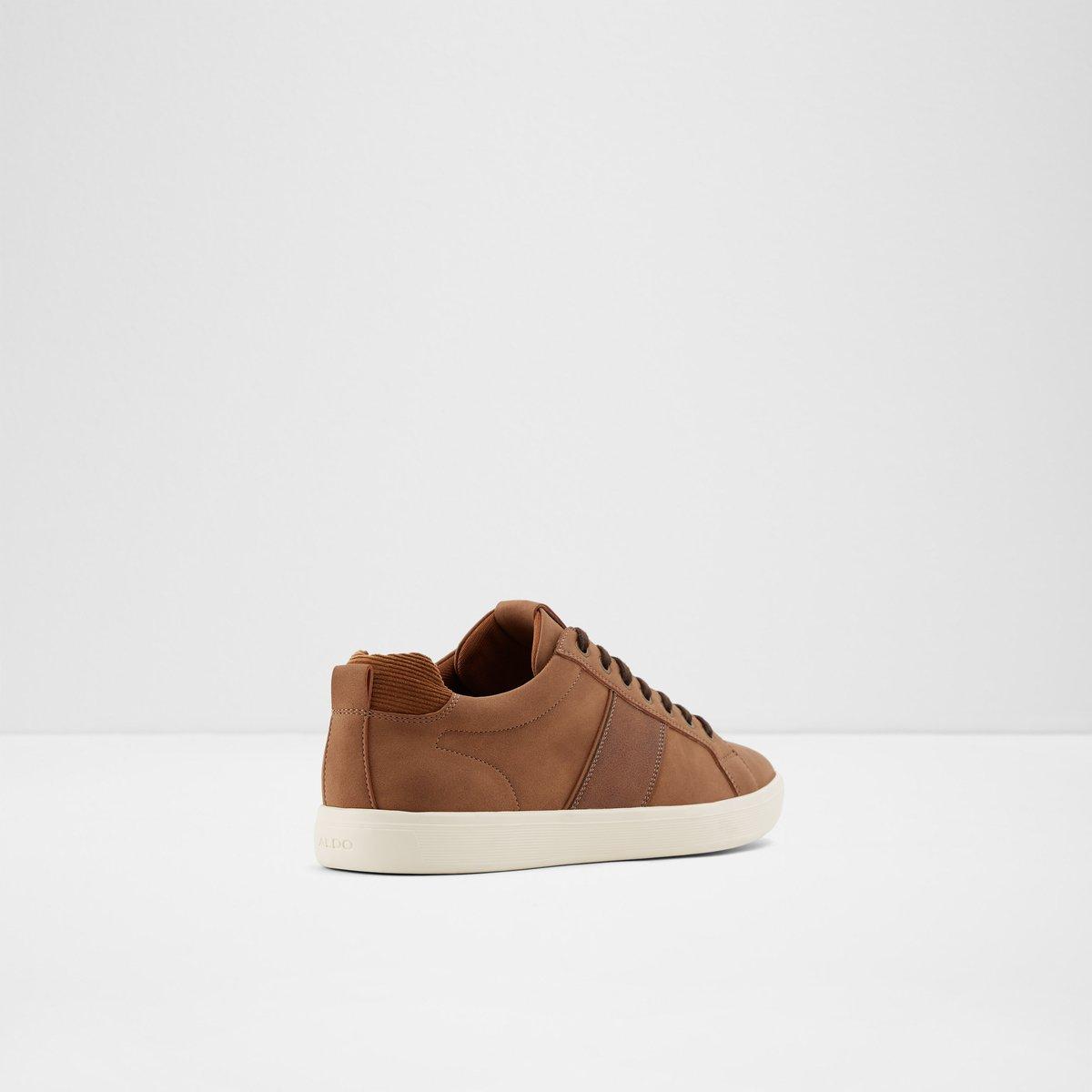 Lovericia Medium Brown Men's Sneakers