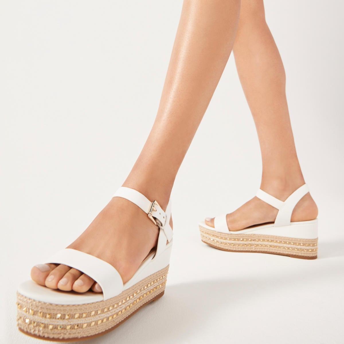Mauma White Women's Sandals | ALDO US