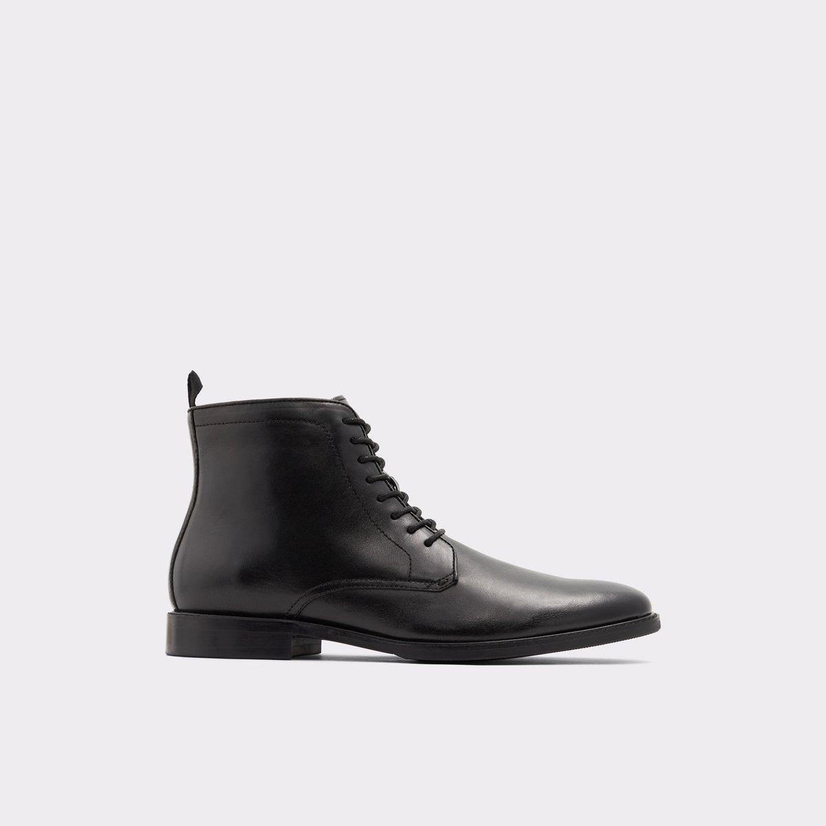Mirenarwen Black Men's Dress boots