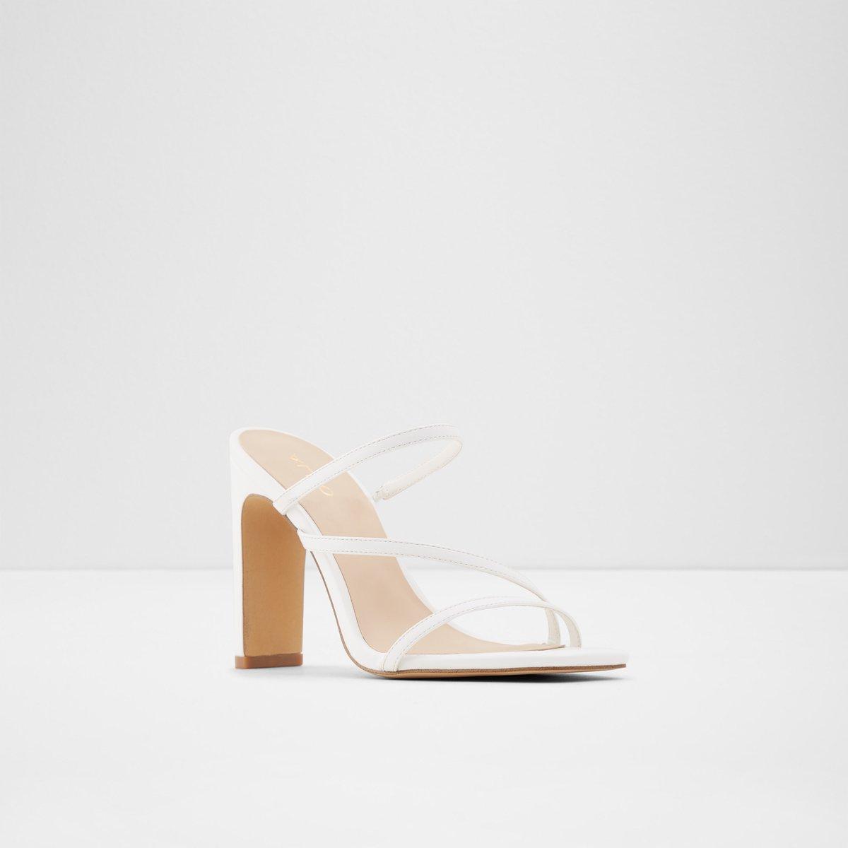 Nivi White Women's Sandals | ALDO US