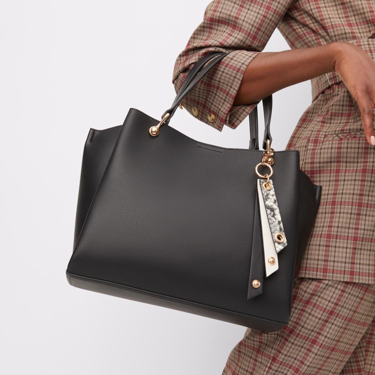 Nusz Black Women S Tote Bags Aldo Canada