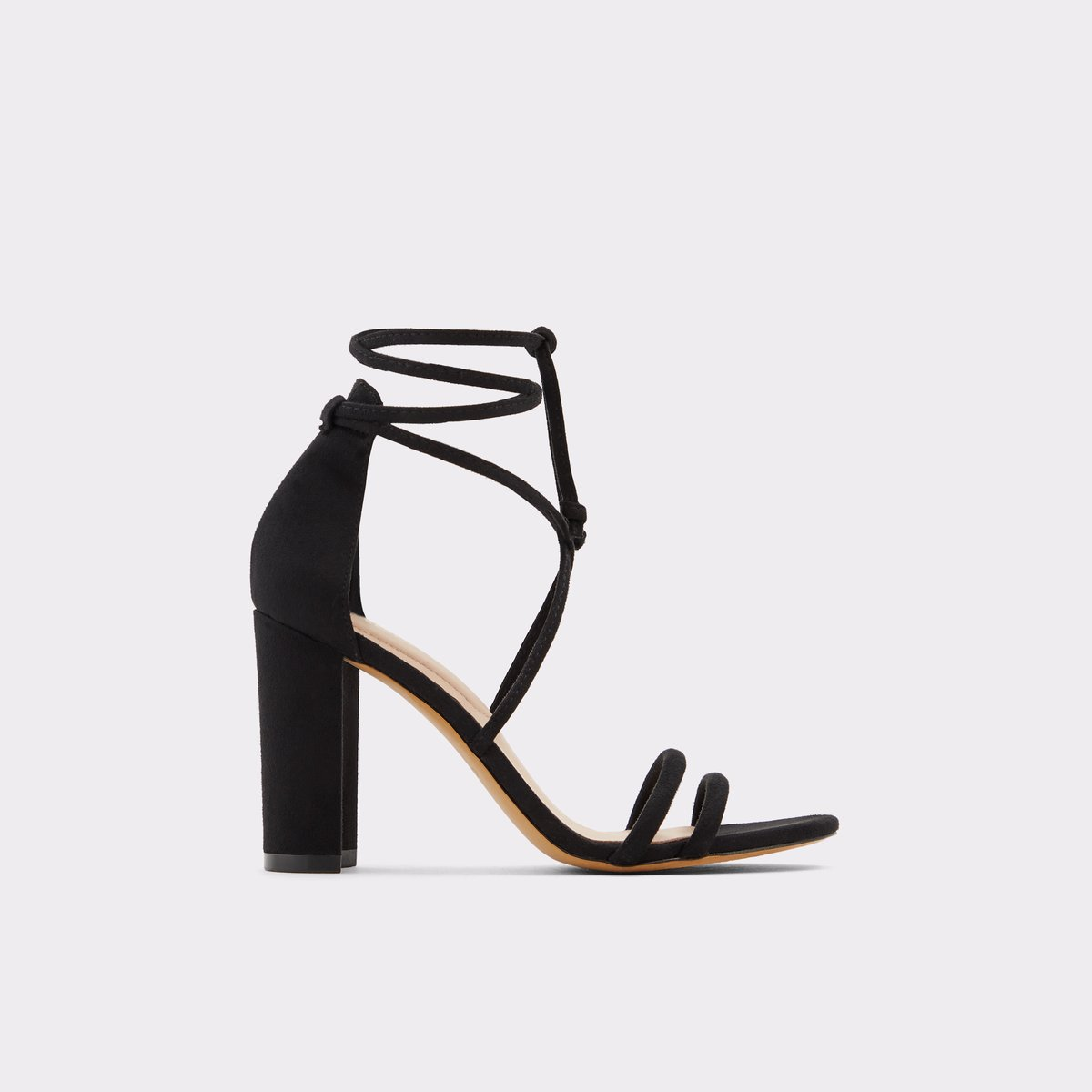 Nyderia Black Women's Sandals   ALDO US