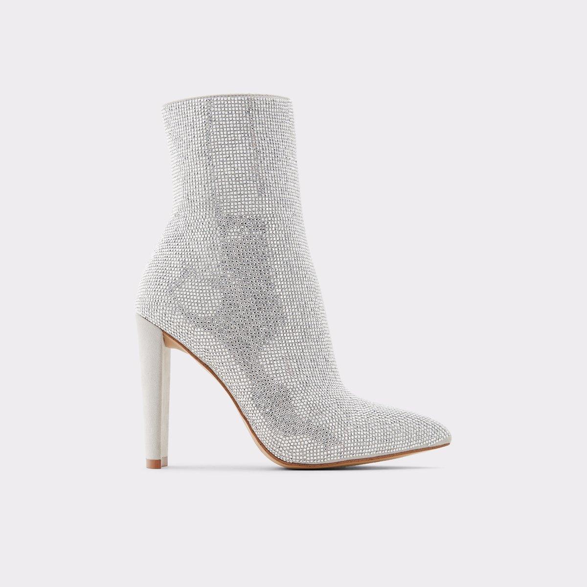 Silver Women's Dress boots | ALDO Canada