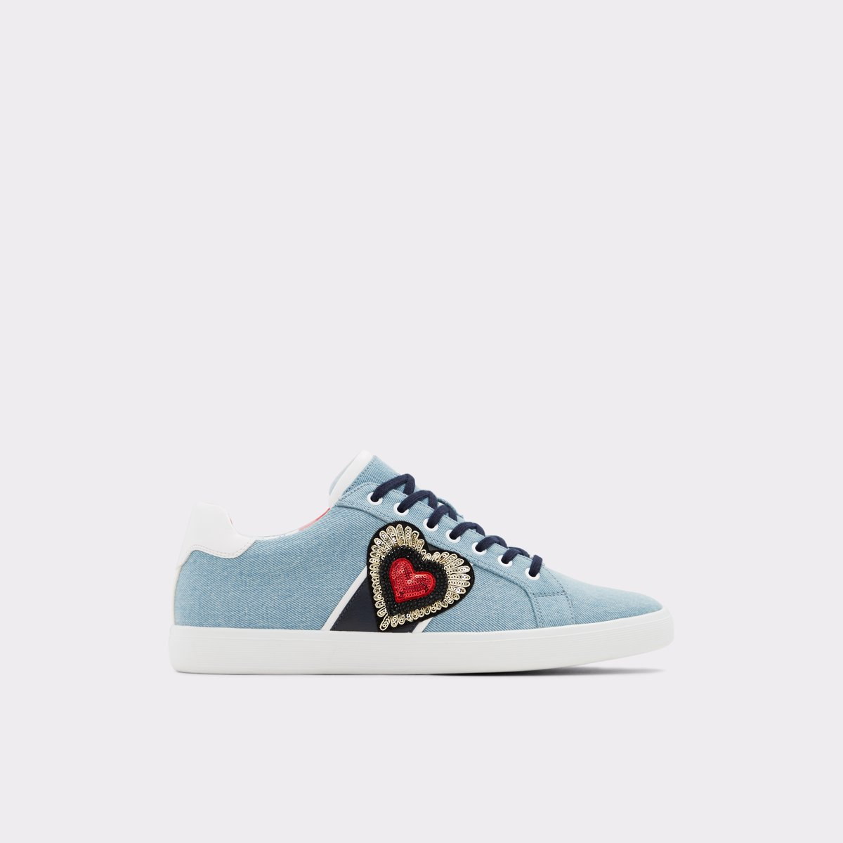 Pramju Light Blue Men's Sneakers | ALDO US
