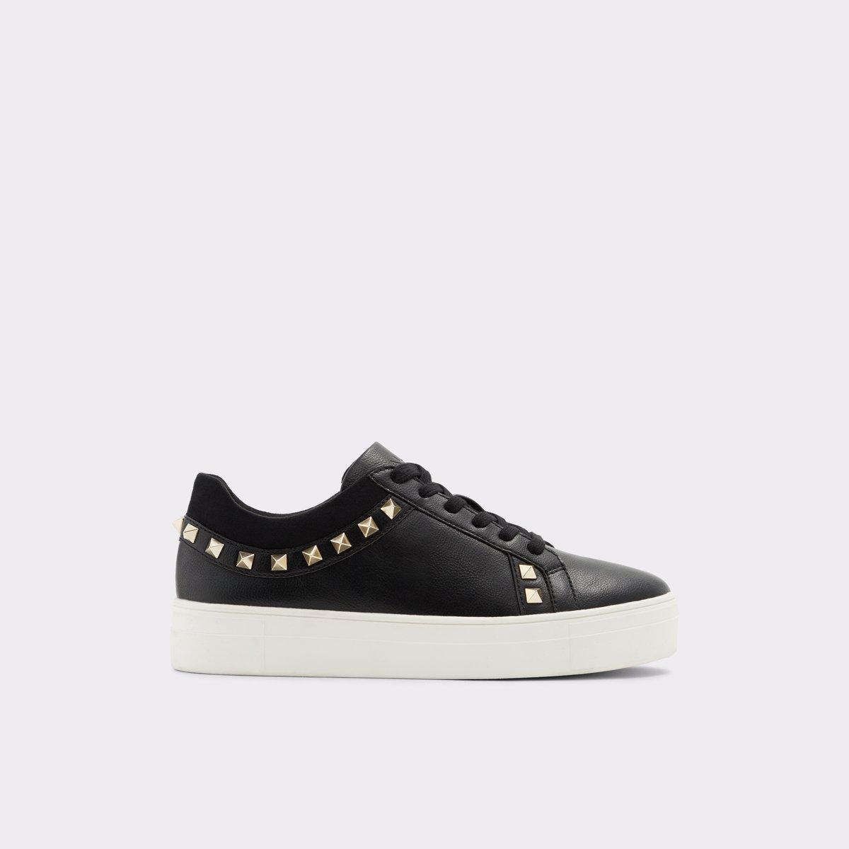 Prigolia Black Women's Sneakers   ALDO US
