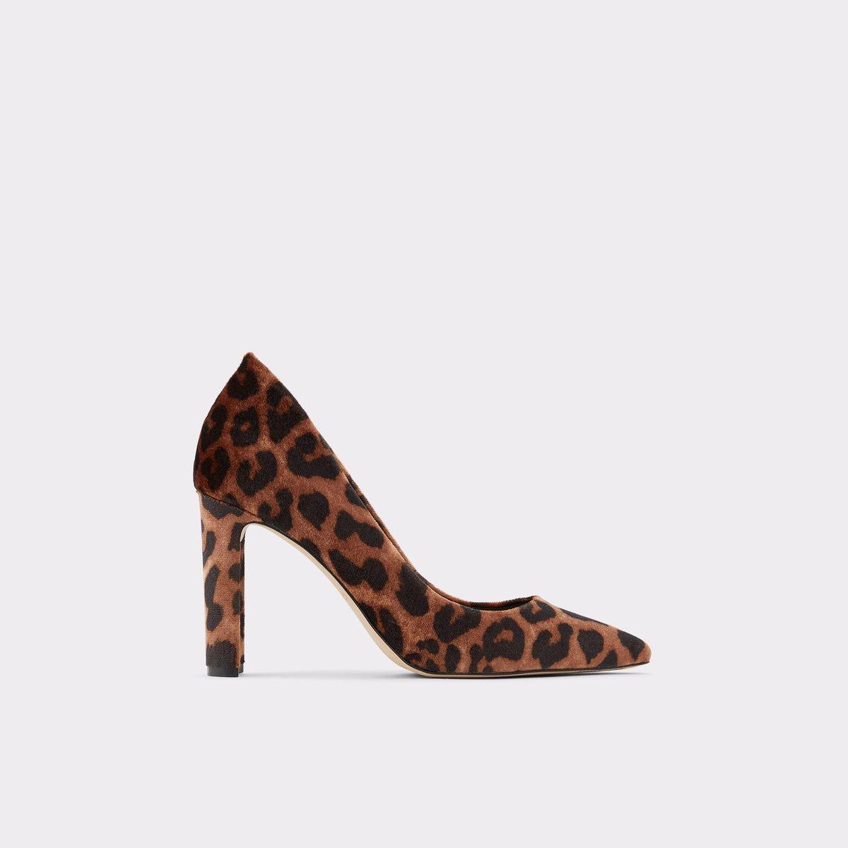 aldo leopard pumps