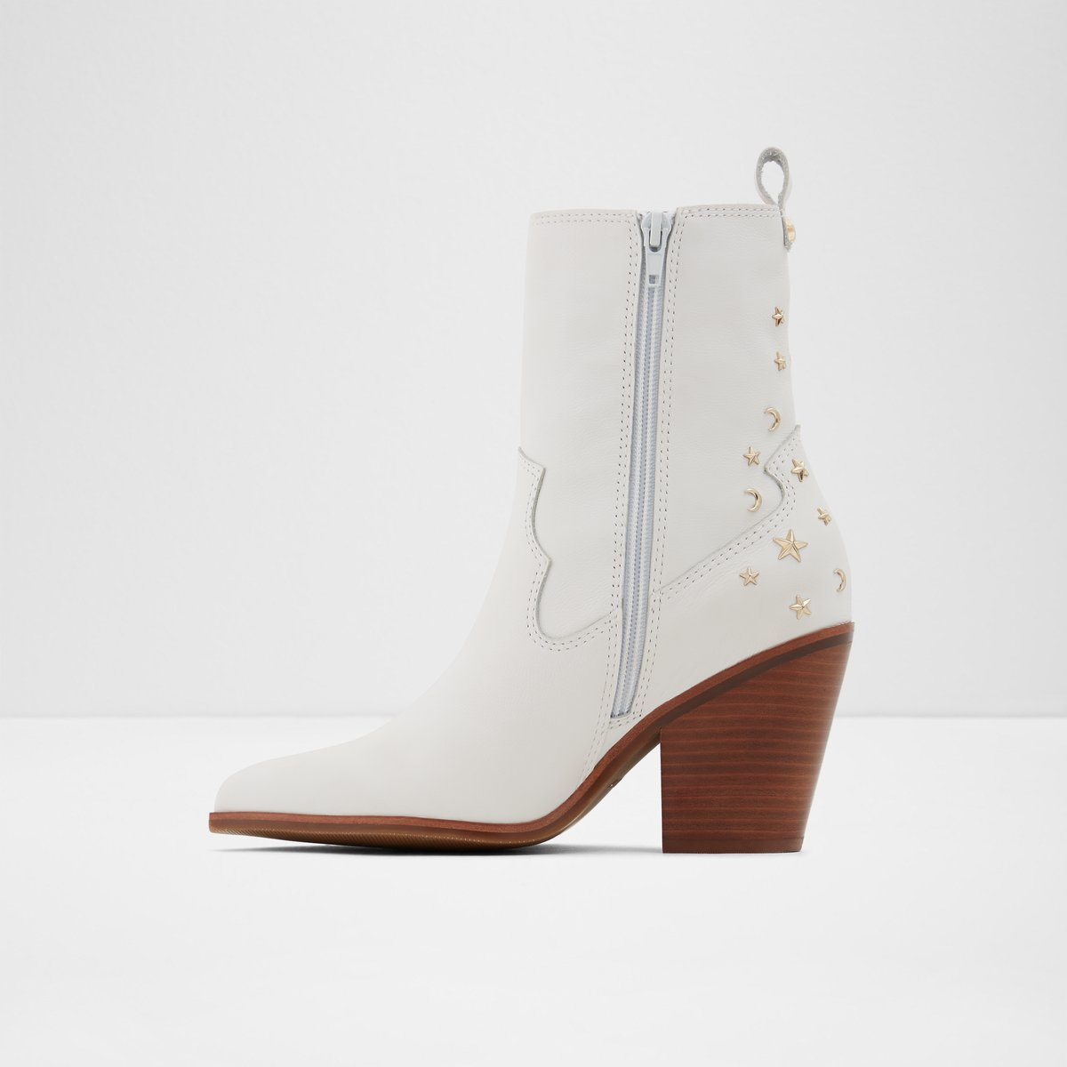 Sophie rose White Women's Ankle Boots