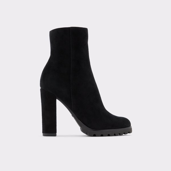 ALDO Ankle boot - Block heel Tealith