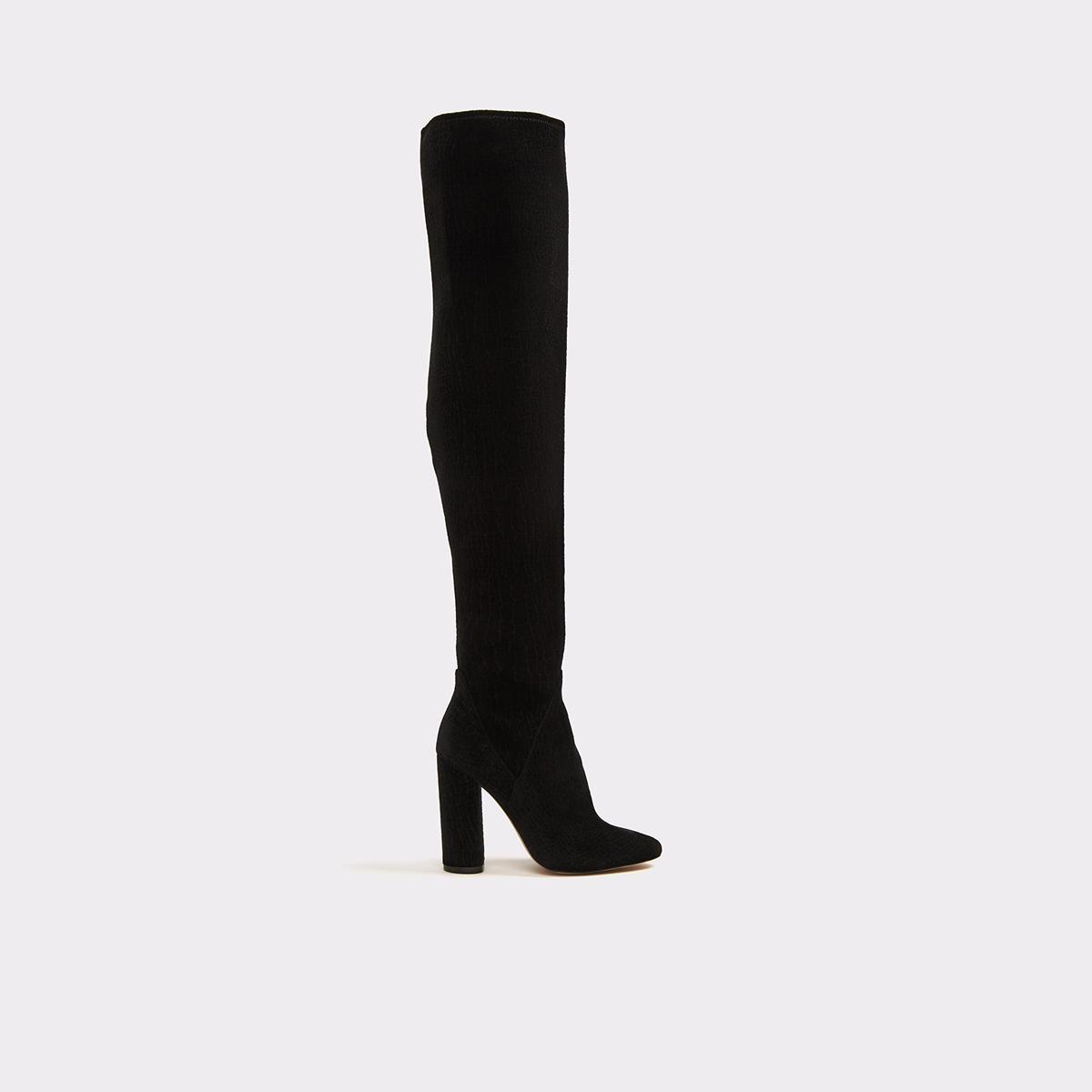 133e577c780 Tenesha Black Women's Boots   Aldoshoes.com US