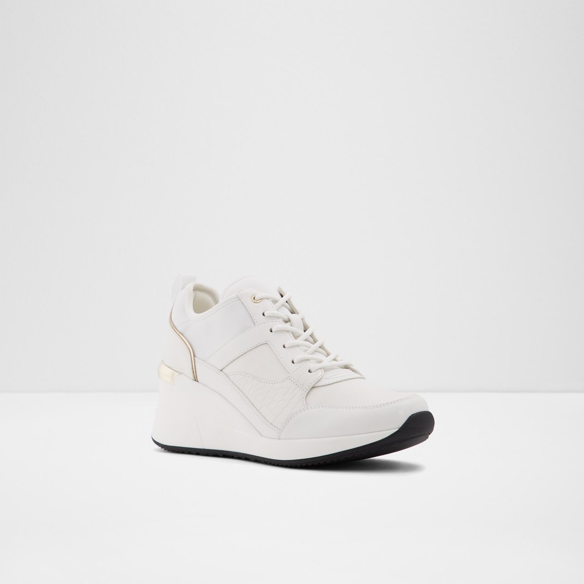 Thrundra White Women's Sneakers | ALDO