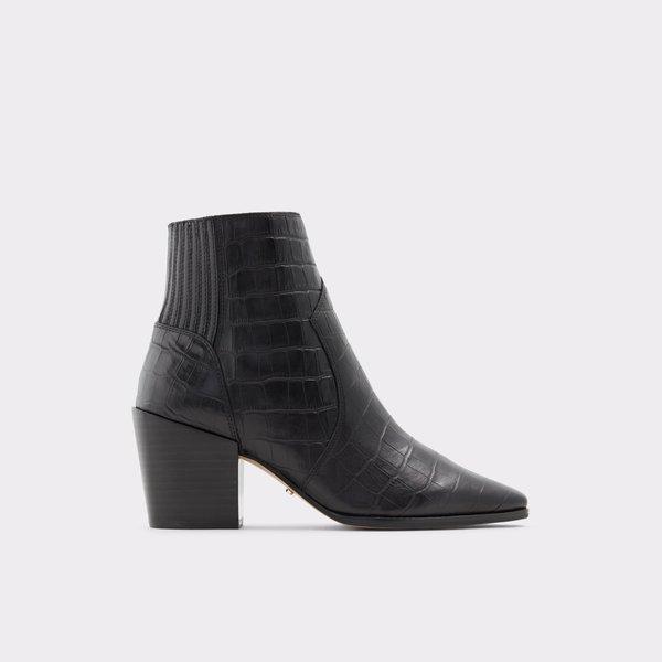ALDO Ankle boot - Block heel Tillieflex
